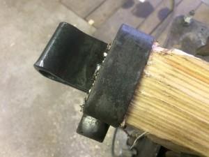 dřevěné ploty-kování